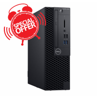 SICT - Dell Optiplex 3070 SFF i3 8GB 128GB 5Yr Onsite