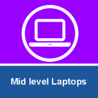 Mid Level Laptops