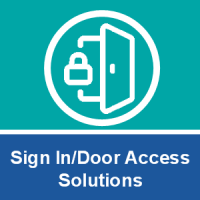 Sign In/Door Access Solutions