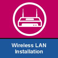 Wireless LAN Installation