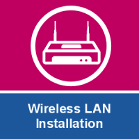 Wireless LAN Installation