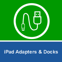 iPad Adapters & Docks